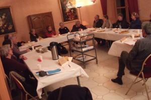 Café Lecture Prix Jean d'Heurs 2014 le mercredi 15 octobre 2014 14h30 au château de Thillombois