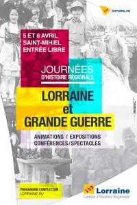 JHR 2014 Lorraine et Grande Guerre
