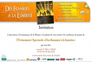 invitation conf de presse image