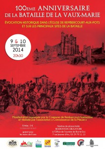 Bataille Vaux Marie